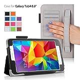 MOFRED® Black Samsung Galaxy Tab 4 8