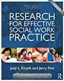 img - for Research for Effective Social Work Practice (New Directions in Social Work) book / textbook / text book