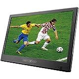 "Reflexion LED1014DV televisor portátil - TV portátil (TFT, 25,4 cm (10""), 1024 x 600 Pixeles, Digital, DVB-T, 24,5 cm) Negro"
