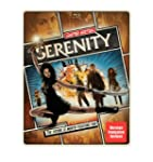 Serenity (SteelBook Edition) [Blu-ray...