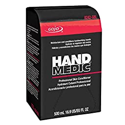 GOJO 8242-06 Hand Medic Professional Skin Conditioner, 500mL Refill (Pack of 6)