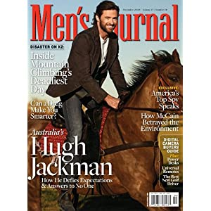 Choose 2 Men's Magazine Subscriptions