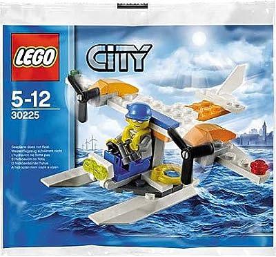 Lego, City, Coast Guard Seaplane Bagged (30225) from LEGO