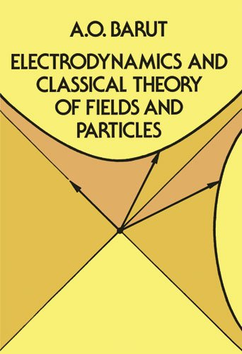 Electrodynamics And Classical Theory Of Fields And Particles (Dover Books On Physics) front-1013679
