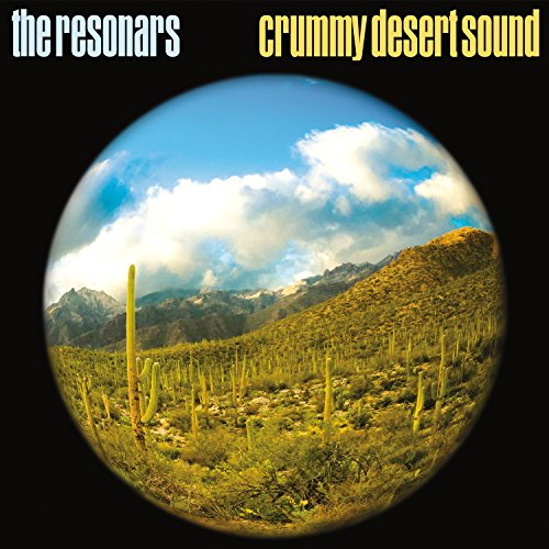 Original album cover of Crummy Desert Sound by Resonars