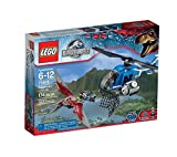 New Lego Jurassic World Pteranodon Capture 75915 Building Kit From Japan