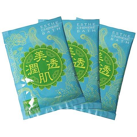エステチャイニーズバス ジャスミン 中国的美容風呂 入浴剤