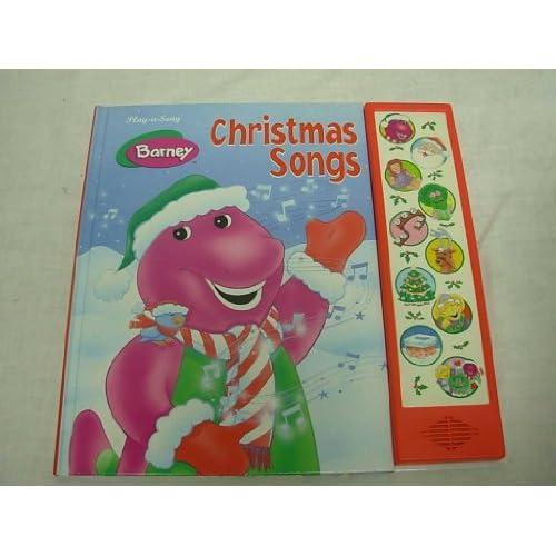 Barney Christmas songs: June Valentine: 9780785327271: Amazon.com