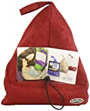 The Book Seat Red/Cinnabar Book/Ipad/E-Reader Holder