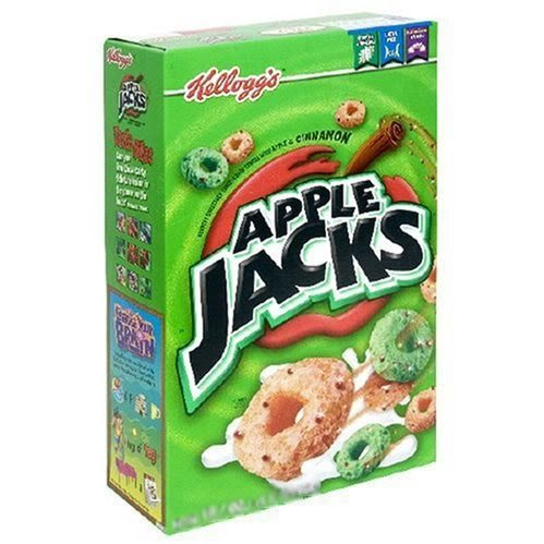 Apple Jacks Cereal Ingredients Apple Jacks Cereal