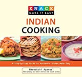 img - for By Meenakshi Agarwal Knack Indian Cooking: A Step-By-Step Guide To Authentic Dishes Made Easy (Knack: Make It Easy) (1st First Edition) [Paperback] book / textbook / text book
