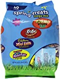 Hershey's Easter Spring Treats Mega Mix (Kit Kat, Whoppers, Cadbury & Reese's), 20-Ounce Packages (Pack of 3)