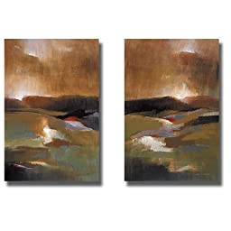 Countryside Journey by Lanie Loreth 2-pc Premium Stretched Canvas Set (Ready to Hang)