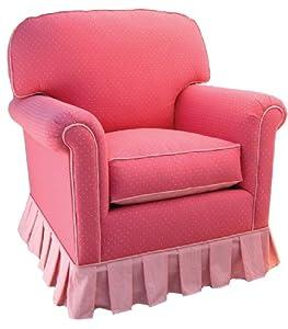 Monaco Adult Continental Glider Rocker Chair - Foam or Down
