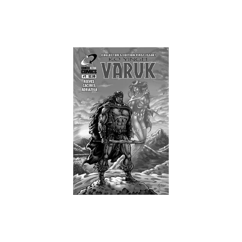 Varuk: Issues 1 and 2