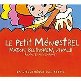 Le Petit Ménestrel-Beethoven, Mozart, Vivaldi