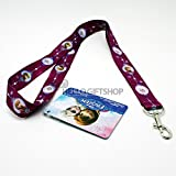 Disney Frozen Lanyard Key Chain & Key Holder