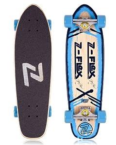 Buy Z-Flex Jimmy Plumer 27.75 x 7.75 Cruiser Skateboard Complete by Z-Flex