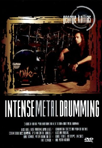 George Kollias: Intense Metal Drumming [Edizione: Regno Unito]