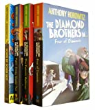 Anthony Horowitz Anthony Horowitz Diamond Brothers 7 Books Collection Pack Set (The Greek Who Stole Christmas, The Blurred Man, I Know What You Did Last Wednesday, The French Confection , South by South East, The Falcons Malteser, Public Enemy Number Two)