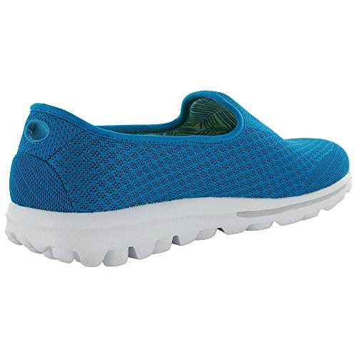 skechers womens gowalk blend 13777 slip on athletic shoe