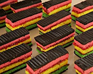 Rainbow Cookies 12oz Gluten Free