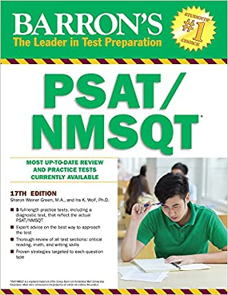 Barron's PSAT/NMSQT, 17th Edition