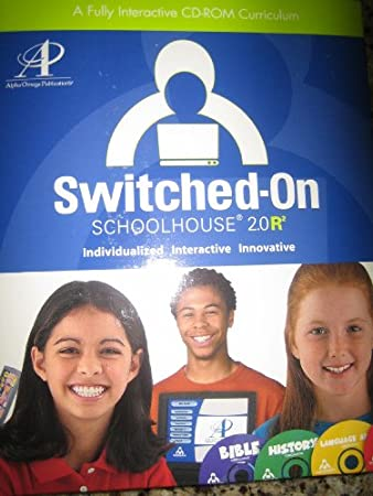 2006 Switched-On Schoolhouse 2.0 R2 COMPLETE CURRICULUM 5th Grade (Grade 5)