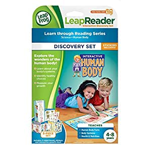 LeapFrog - Tag - Interactive Human Body Discovery Pack - Edition Anglaise (Import UK)