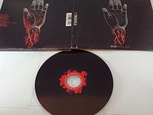 You Fail Me by Converge (2004) Audio CD