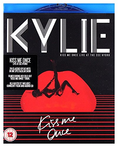Kiss Me Once Live at the SSE Hydro (3 CD)