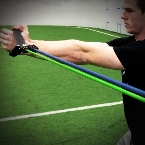 Exercise Bands for pilates body sculpting strength