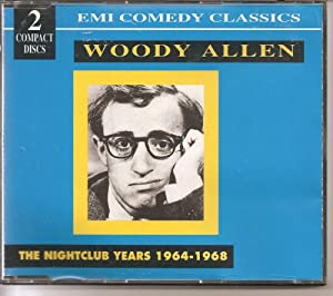 Woody Allen: The Nightclub Years, 1964-1968