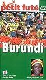 echange, troc Christine Deslaurier - Le Petit Futé Burundi