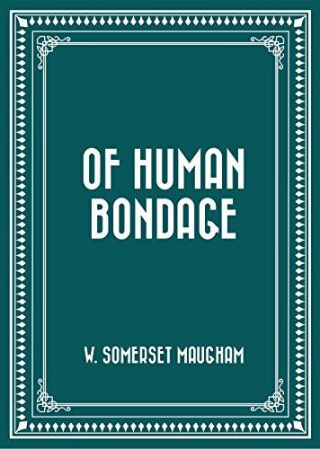 Of Human Bondage PDF