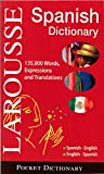 Larousse Pocket Dictionary : Spanish-English / English-Spanish