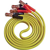 Ironton Jumper Cables (10Ft., 10 Ga., 150 Amp) (Yellow)