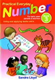 Practical Everyday Number for Early Years Parents and Teachers (Bk.3)