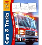 img - for Learn to Draw Cars & Trucks: Learn to Draw and Color 28 Different Vehicles, Step by Easy Step, Shape by Simple Shape! book / textbook / text book