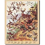 Remington Game Load Tin Sign , 13x16