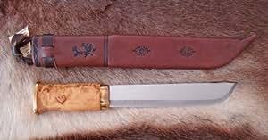 Big Leuku Bushcraft Knife