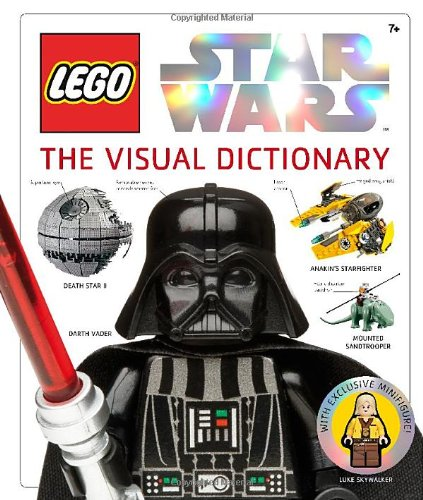 Lego Star Wars: The Visual Dictionary front-926085