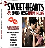 Various Artists Sweethearts And Stolen Kisses: Happy In Love by Various Artists (2012) Audio CD