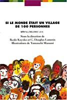 Si le monde était un village de 100 personnes : Edition bilingue français-japonais