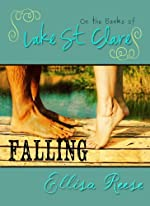 Falling - On the Banks of Lake Saint Clare