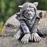Miniature Dollhouse FAIRY GARDEN/ Snark The Troll