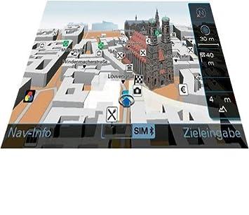 Audi mMI 2 g navigation plus update états-unis vers l'europe 2015 sans restriction, logiciel audi