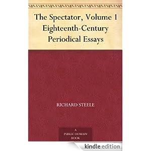 Periodical essay in english literature - - Education Paper