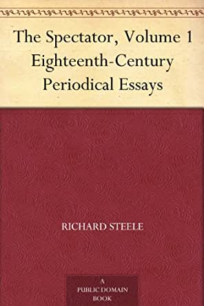 Periodical essays of the 18th century