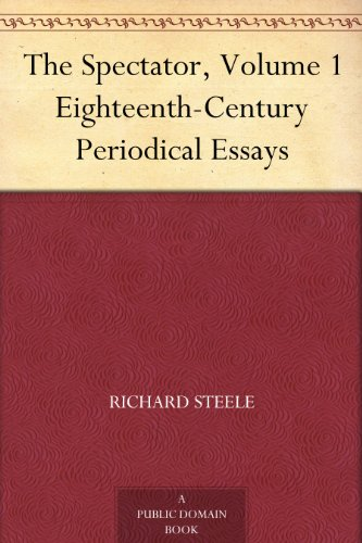 periodical essays in english